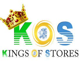 #7 untuk Design a Logo for King Of Stores oleh developingtech