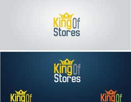 #2 for Design a Logo for King Of Stores by sskander22