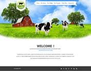 Contest Entry #5 for Design a Website Mockup for IslandFarming.com & Logo
