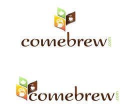 #29 for ComeBrew Logo Design by RoxanaFR