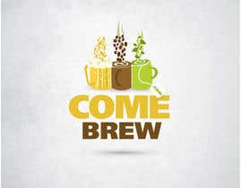 #45 for ComeBrew Logo Design by wavyline