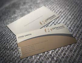 #29 untuk Design some Business Cards for Monument / Headstone company oleh shyRosely
