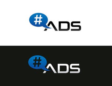 #171 for Design a Logo for Hash Tag Ads af paxslg