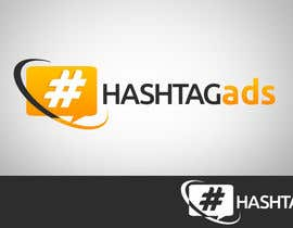 nº 148 pour Design a Logo for Hash Tag Ads par MonsterGraphics