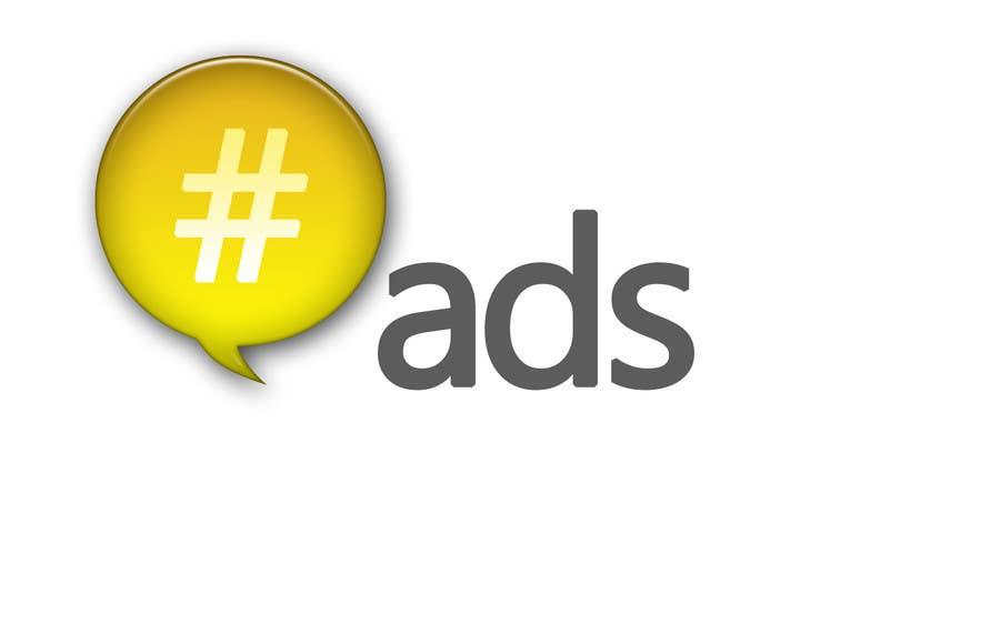 Penyertaan Peraduan #250 untuk Design a Logo for Hash Tag Ads
