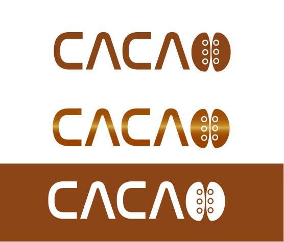 Inscrição nº 210 do Concurso para Design a Logo for Cacao