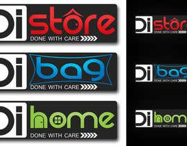 rogeliobello tarafından Design a logo for Directions IE, dibag & dihome  brands için no 19