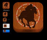 #33 for iPhone app icon design by Niccolo