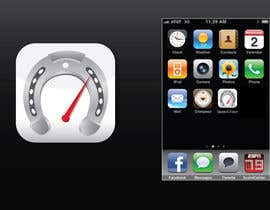 #7 для iPhone app icon design от jennfeaster