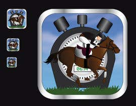 #29 para iPhone app icon design por neriomones
