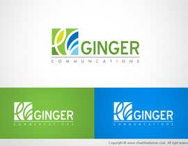 cfwebfreelancer tarafından Design a Logo for Ginger Communications için no 295