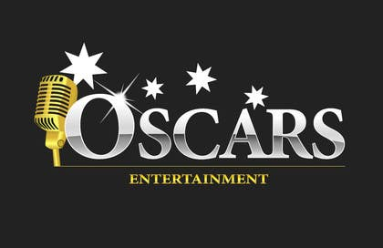 #96 for Design a Logo for Oscars Entertainment by laniegajete