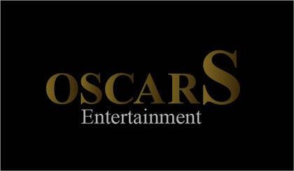 #57 for Design a Logo for Oscars Entertainment by creativeblack