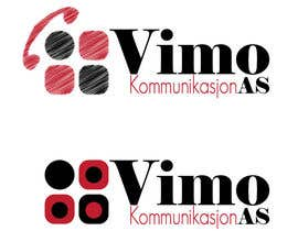 #19 for Design a Logo for Vimo Kommunikasjon af zitabanyai