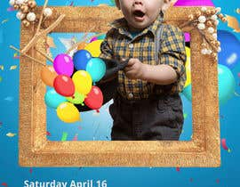 #17 cho Design My Son's Birthday Invite .Gif bởi hasinurrahman108