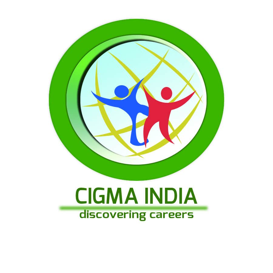 Proposition n°90 du concours Company logo Design for CIGMA INDIA - India's Leading Career Counseling Organization