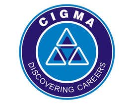 nº 75 pour Company logo Design for CIGMA INDIA - India's Leading Career Counseling Organization par primavaradin07