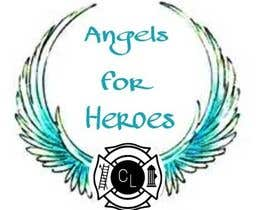 "#11 untuk Design a Logo for ""Angels for Heroes"" oleh francie1010"