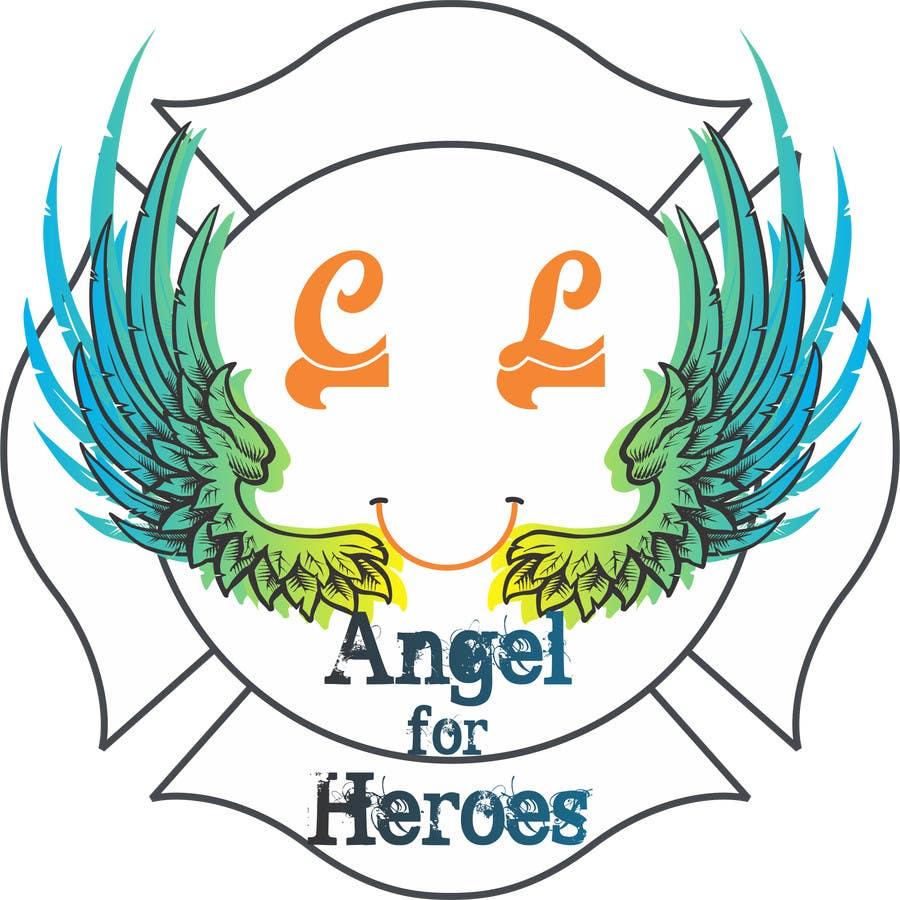 """Penyertaan Peraduan #17 untuk Design a Logo for """"Angels for Heroes"""""""
