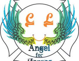 "#17 untuk Design a Logo for ""Angels for Heroes"" oleh Etritean"