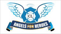 """Graphic Design Entri Peraduan #28 for Design a Logo for """"Angels for Heroes"""""""