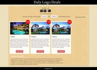 Contest Entry #9 for Website with 3/4 daily deals