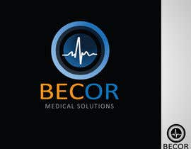#366 para Logo Design for Becor Medical Solutions Pty Ltd por rois1985