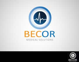 #364 para Logo Design for Becor Medical Solutions Pty Ltd por rois1985