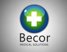 #111 para Logo Design for Becor Medical Solutions Pty Ltd por rois1985