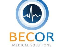 #299 para Logo Design for Becor Medical Solutions Pty Ltd por rois1985