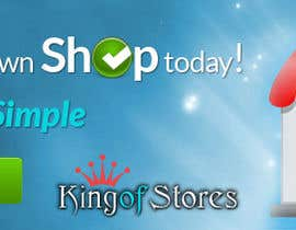 #19 for Design an Advertisement for King Of Stores af finaldesigner