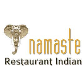 #9 for slogan si logo pentru un restaurant indian  NAMASTE by danieldragomir07