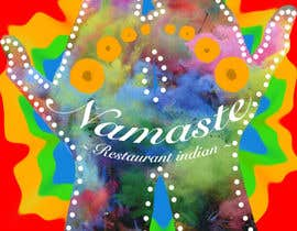 #12 for slogan si logo pentru un restaurant indian  NAMASTE by rosucezar