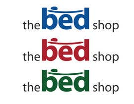#232 für Logo Design for The Bed Shop von anjuseju