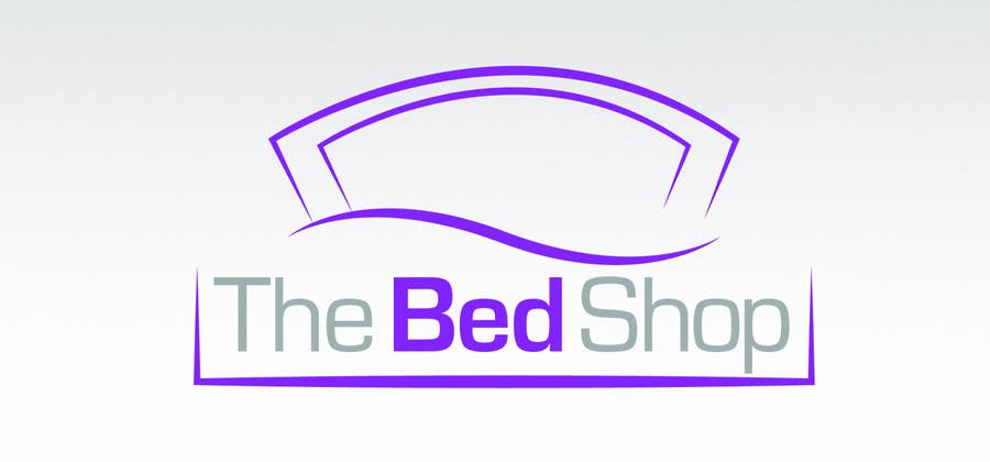Entry #13 by MaKaPoHkA for Logo Design for The Bed Shop ...