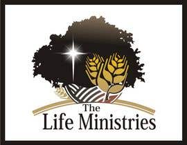 #95 for Design a Logo for  The Life Ministries by TOPSIDE