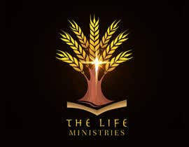 #105 para Design a Logo for  The Life Ministries por fleenerlemon