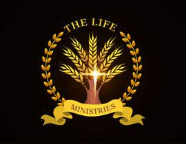 #106 para Design a Logo for  The Life Ministries por fleenerlemon