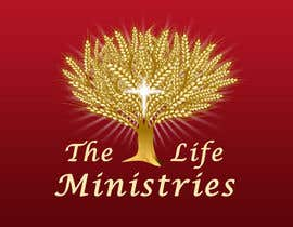 #91 para Design a Logo for  The Life Ministries por elanciermdu