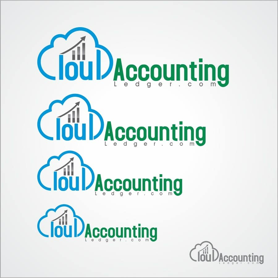 Konkurrenceindlæg #137 for Design a Logo for CLOUDACCOUNTINGLEDGER.COM