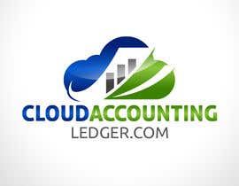 #107 for Design a Logo for CLOUDACCOUNTINGLEDGER.COM by reynoldsalceda