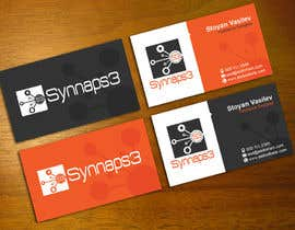 #18 for Design some Business Cards for Synnaps3 af stoyanvasilev98