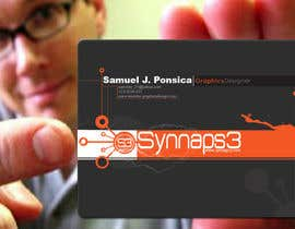 #16 for Design some Business Cards for Synnaps3 af samzter21