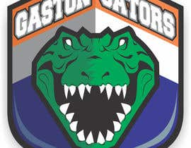 #32 para Design a Logo for the Gaston Gators por jaimedoy