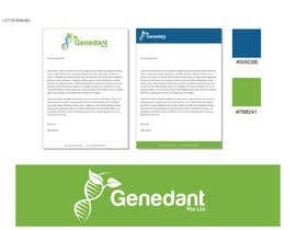 nº 146 pour Develop a Corporate Identity for Biomedical Firm par alexandracol