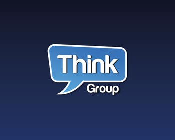 #432 untuk Design a Logo for Think Group oleh zefanyaputra