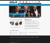 Graphic Design Kilpailutyö #4 kilpailuun Website Design for A Leading Live Casino Software Provider