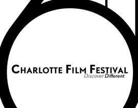#35 untuk Design materials for the Charlotte International Film Festival oleh astrofish