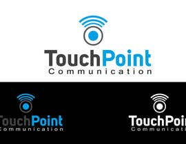 #25 for Design a Logo for Touch Point Communication af woow7