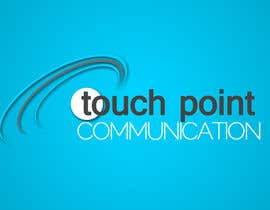 #8 for Design a Logo for Touch Point Communication af DavidRY